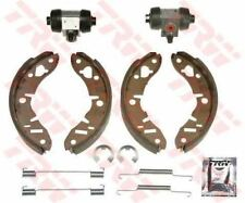 BK1850 TRW Brake Shoe Set Rear Axle