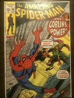Amazing Spider-man #98, FN- 5.5, No Comics Code, Drug Issue, Green Goblin