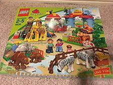 Brand New Factory Sealed LEGO Duplo Set #5635 Legoville Big City Zoo