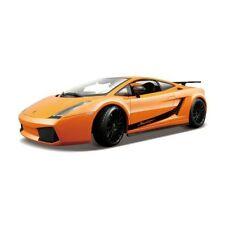 Artículos de automodelismo y aeromodelismo Maisto color principal amarillo Lamborghini