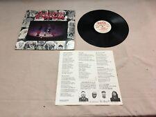 SUICIDAL TENDENCIES 1st LP 1983 Frontier Records FLP 1011 With Insert