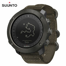 Suunto Traverse Alpha Foliage SS022292000 GPS Military Outdoor Watch