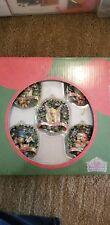 World of Disney Wreath Ornament Set by Jim Shore