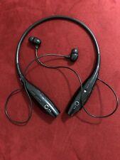 LG TONE HBS700 Black Neckband Headsets