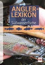 Anglerlexikon der Süßwasserfische von Frank Weissert (2017, Taschenbuch)