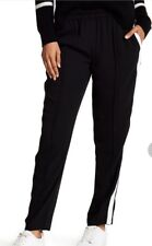 New Joie Crepe Pants, Size Small, Tuxedo Style