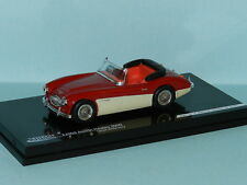 Vitesse 1/43 Austin Healey 3000 Tartan Red/Ivory L/E MiB