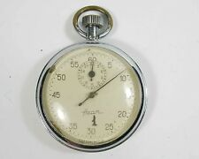 Vintage  AGAT Russian USSR mechanical STOP WATCH 15 JEWELS (a21)