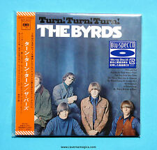 The Byrds , Turn! Turn! Turn! ( CD_Blu-Ray Disc_Papersleeve )