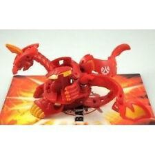 Bakugan Pyrus Red Viper Helios Super Rare