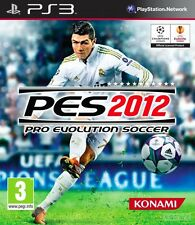 PRO EVOLUTION SOCCER 2012 PES PLAYSTATION 3 PS3! konami