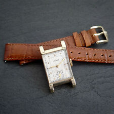 Jaeger LeCoultre Caliber 11LO Reverso Movement Classic TANK Style Watch 1945