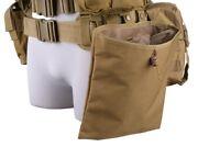 Airsoft bolsa de descarga mag drop bag flectarn, tan, Molle softair, multicamo