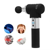 Massage Gun Booster Pro2 Deep Muscle Therapy Percussion Body Care Massager US