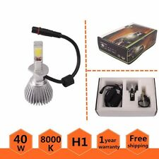 H1 40W 8000k Cree LED headlight kit H1 H3 H4 H11 9005 2800LM One set