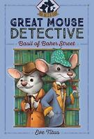 Basil of Baker Street (Paperback or Softback)