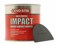 Evo Stik 250ml Impact Multi-Purpose Instant Contact Adhesive in Tin FREE PP
