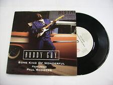 "BUDDY GUY - SOME KIND OF WONDERFUL - 7"" VINYL NEW UNPLAYED 1993"
