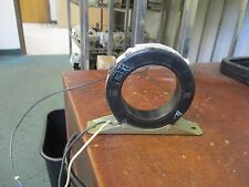 Ohio Semitronics Current Transformer CT5-001AX167 Ratio: 800:1 Used