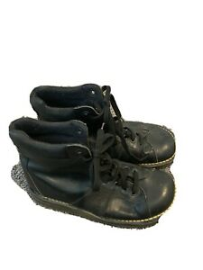 Doc Dr.Martens Leather Boots Womens Sz.6UK)/ 7(US)