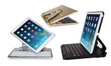 """Folio Bluetooth Keyboard Smart Case Stand Cover For iPad 9.7"""" AIR2 5th/6th Gen"""
