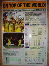 Australia Cricket Memorabilia Prints
