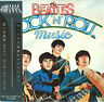 BEATLES - ROCK'N'ROLL MUSIC ( MINI LP AUDIO CD/OBI +Booklet )