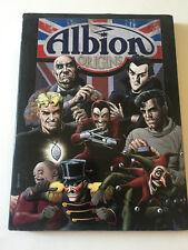 Albion Origins HC/Kelly's Eye/House Of Dolmann/Janus Stark/Cursitor/Titan Comics