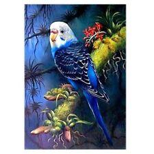 DIY 5D Diamond Embroidery Parrot Painting Cross Stitch Craft Kit Home Decor E3D3