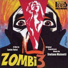 Zombi 3 (Lucio Fulci) Stefano Mainetti O.S.T. Original Soundtrack Colonna Sonora