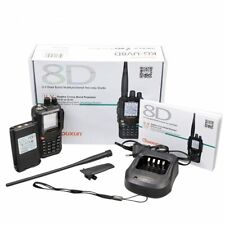 Wouxun KG-UV8D Plus Professional Dual/Cross-Band Duplex Repeater Wlakie Talkie