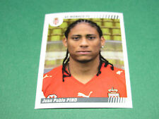 N°285 PINO AS MONACO LOUIS II PANINI FOOT 2009 FOOTBALL 2008-2009