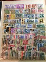 AUSTRIA ÖSTERREICH Stamps Off Paper