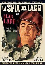 La Spia Del Lago DVD A & R PRODUCTIONS