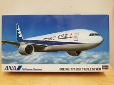 Hasegawa Boeing 777, 747, 737, Helicopters, Military Lot