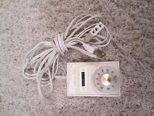 VINTAGE ELECTRIC BLANKET DIAL CONTROL CONTROLLER