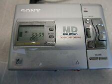 Sony Md Walkman Mz-R50 Digital Recording