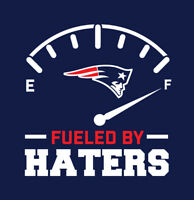 New England Patriots Fueled By Haters shirt Tom Brady Super Bowl Champs t-shirt