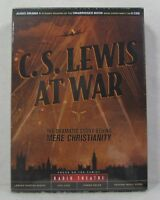 NEW C S Lewis At War Radio Theatre Book Audio Drama 8 CD Focus on the Family