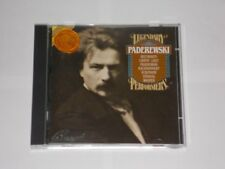 RCA Victor Gold Seal Legendary Performers. Paderewski. CD Album BMG 1992.