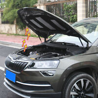 For Skoda Karoq 2017 2018 2019 Hood Cover Hydraulic Rod Gas Strut Lift Support