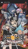 Used PSP Soul Eater: Battle Resonance Japan Import ((Free shipping))