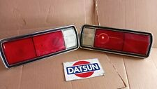 Datsun 68-69  510 Sedan OEM Tail Lights (2x, L &  R )