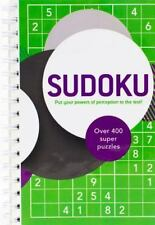 Ultimate Spiral Puzzles: Sudoku (2015, Spiral)