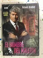 Il Uomo Del Valigetta Volume 2 Nuovo Sigillato 3 X DVD Spagnolo Inglese 3T