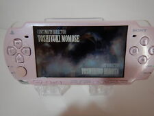 Sony Playstation PSP 3000 Console Blossom Pink Very good condition Console only