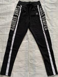 Adidas Three Stripes Pants Womans Size XS