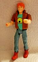 "1991 Tiger Electronics Captain Planet Planeteer WHEELER 5"" figure RARE"
