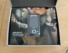 Nokia N81 - 8GB Black Smartphone Boxed With Accessories Working Vintage