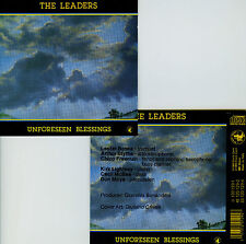 THE LEADERS  unforeseen blessings  LESTER BOWIE , CHICO FREEMAN , A. BLYTHE